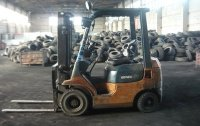Waste Tires Transporting