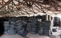 Rubber Storing