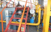 The closed pyrolysis unit Pirotex