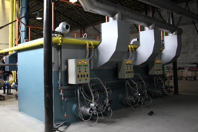 Technokomplex - Pirotex is a unit (mini-plant) for recycling