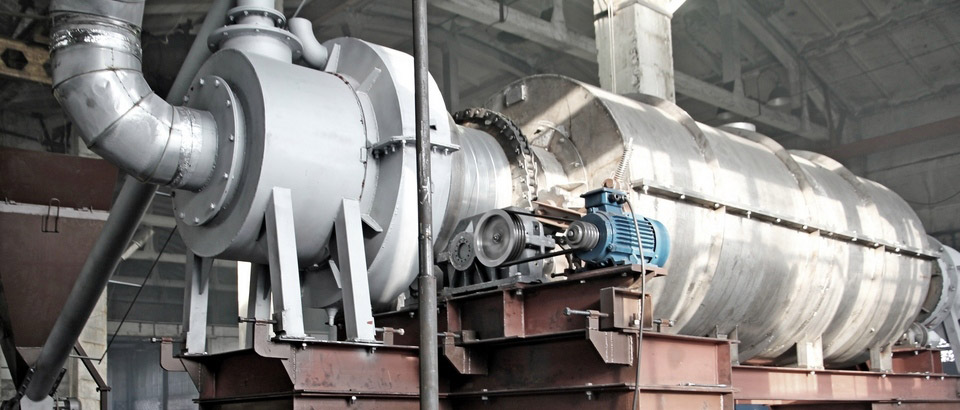 KVARK-500 Drum Furnace for Gas-vapour Activation